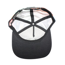 Load image into Gallery viewer, Bioworld Licensed Shield and Hydra Logo Sublimated Print Snapback Hat