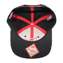 Load image into Gallery viewer, Bioworld Black Licensed Daredevil Sublimated Brim Snapback Hat