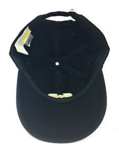 Wu-Tang - Logo - Yellow/Black Dad Strapback