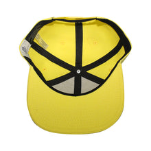 Load image into Gallery viewer, Bioworld Yellow Licensed Reverse Flash Logo Snapback Hat