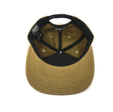 Load image into Gallery viewer, Crooks & Castles Serif Faded Olive Snapback Hat