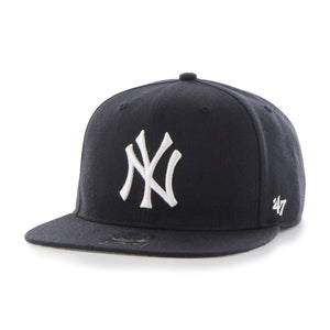 47 Brand New York Yankees Sure Shot Navy Blue Snapback Cap