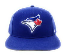 Load image into Gallery viewer, 47 Brand Blue Toronto Blue Jays Snapback Cap