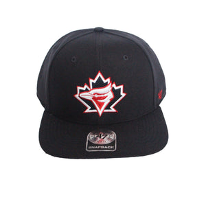 47 Brand Toronto Blue Jays No Shot '47 Captain Navy Blue Snapback Cap
