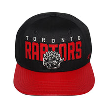 Load image into Gallery viewer, 47 Brand Toronto Raptors Redondo 47 Captain Red/Black Cap