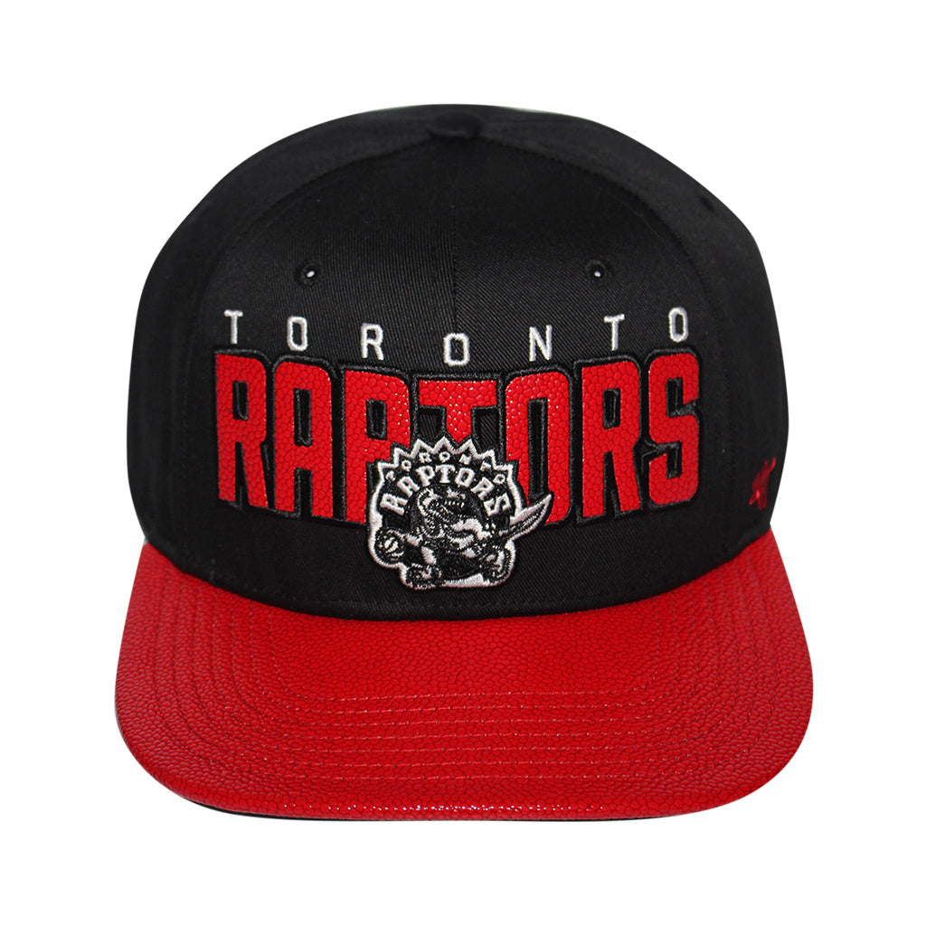 47 Brand Toronto Raptors Redondo 47 Captain Red/Black Cap