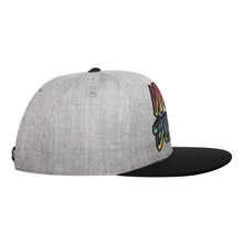 Load image into Gallery viewer, Concept One Licensed Shaun White - Never Bummer Grey Snapback Hat