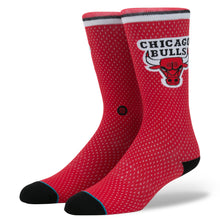 Load image into Gallery viewer, Stance Chicago Bulls Jersey Red Socks