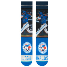 Load image into Gallery viewer, Stance Toronto Blue Jays Josh Donaldson Blue Socks