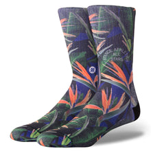 Load image into Gallery viewer, Stance Trackies Floral Socks