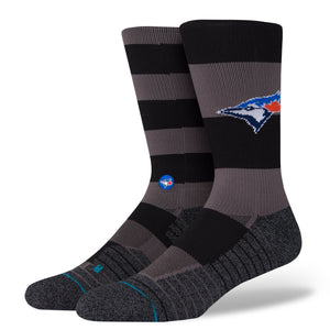 Stance Toronto Blue Jays Night Shade Black Socks