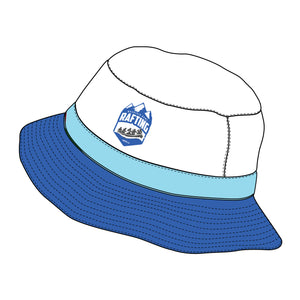Bucket Hat Template - 10 Angles, Layered, Detailed and Editable Vector Mock Up Template