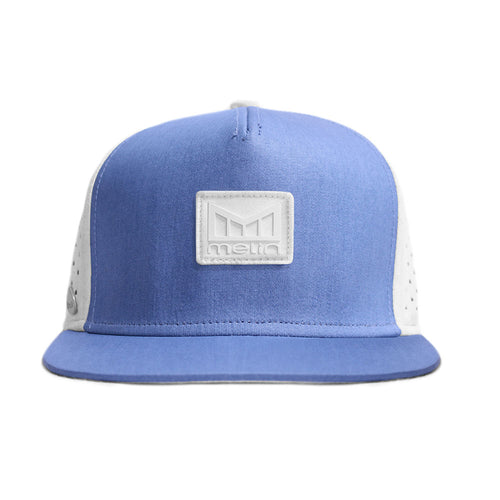 Melin Brand The Nomad Chambra Blue/White Snapback Hat