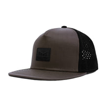 Load image into Gallery viewer, Melin Brand The Nomad Taupe Black Snapback Hat