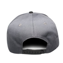 Load image into Gallery viewer, Concept One Grey/Black Licensed Tapout Snapback Hat