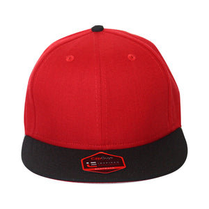 Origins - The Cap Guys TCG / Inspired Exclusives Red/Black Snapback Cap