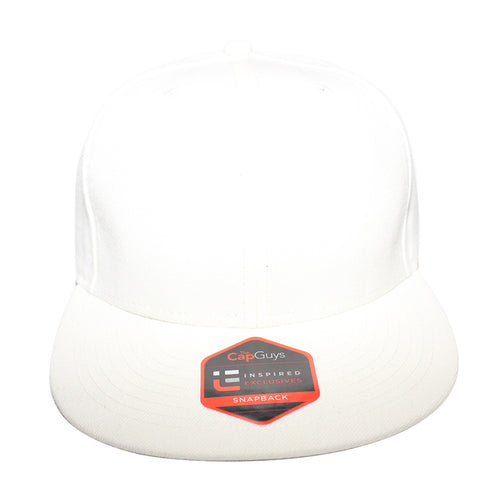 Origins - The Cap Guys TCG / Inspired Exclusives White Snapback Cap