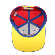 Load image into Gallery viewer, Concept One Red/Blue Licensed Superman Classic Logo Snapback Hat
