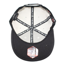 Load image into Gallery viewer, Origins - The Cap Guys TCG / Inspired Exclusives White And Black PU Leather Snapback Cap
