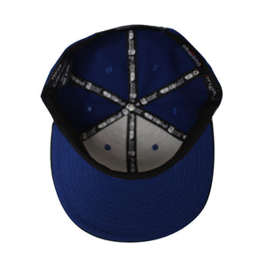 Origins - The Cap Guys TCG / Inspired Exclusives Blue/Black Snapback Cap