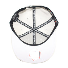 Load image into Gallery viewer, Origins - The Cap Guys TCG / Inspired Exclusives White PU Leather Snapback Cap