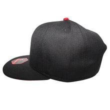 Load image into Gallery viewer, Origins - The Cap Guys TCG / Inspired Exclusives Black And Red Snapback Cap