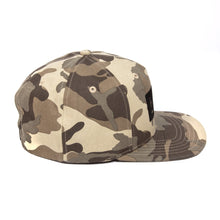 Load image into Gallery viewer, King Apparel Manor Camo Snapback Hat