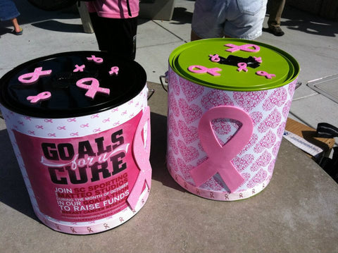 Goals for a Cure Donation