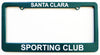 Santa Clara Sporting License Plate Holder