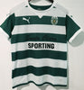 Sporting Puma Game Jersey - Home