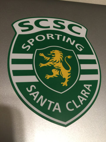 Santa Clara Sporting Club Decal
