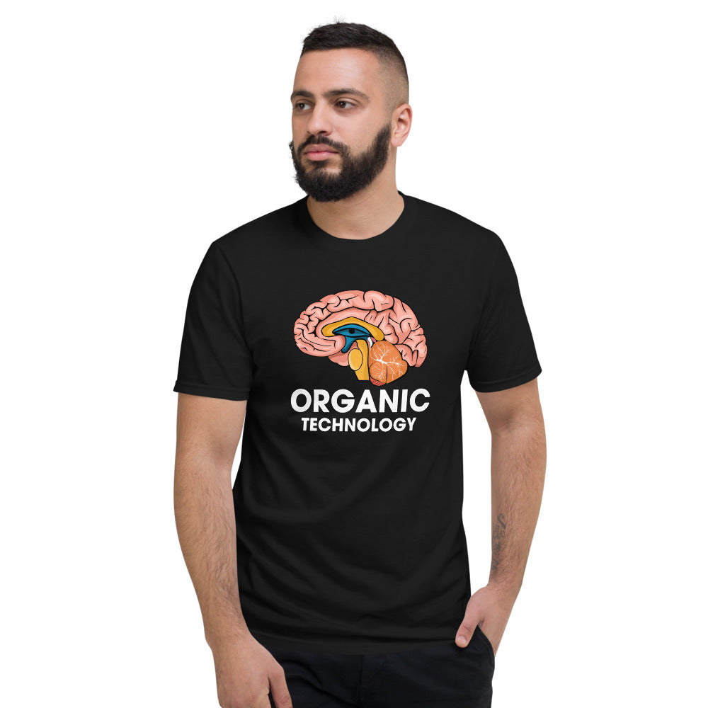 Organic Technology Short-Sleeve T-Shirt
