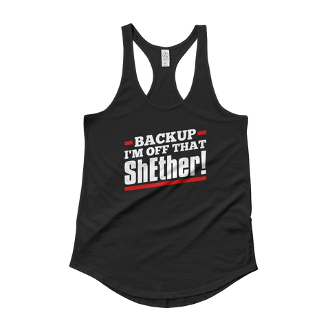 ShEther Shirttail Tank
