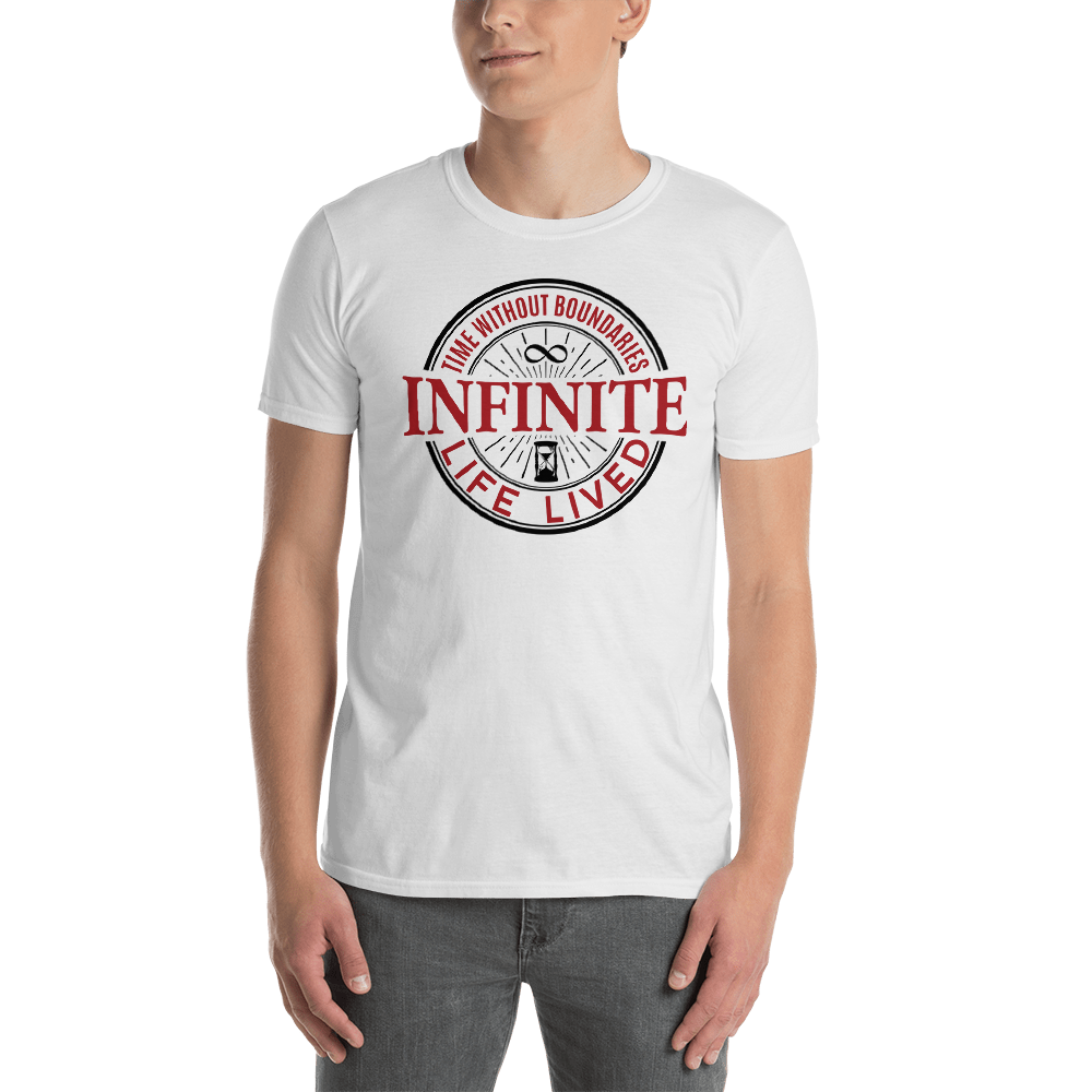 Infinite Life Co T-Shirt-Infinite Life Lived | Intelligent Wear