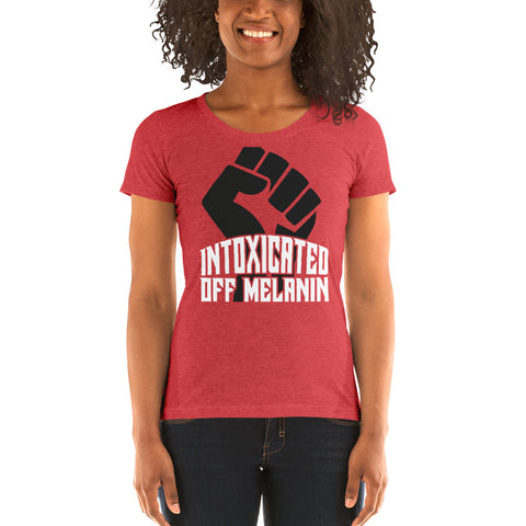 IOM Ladies' empowerment short sleeve t-shirt