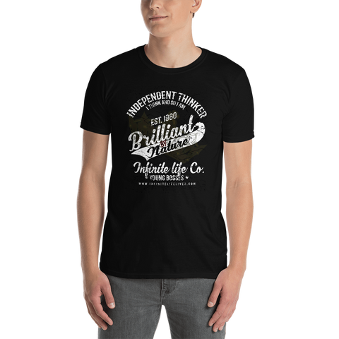 Brilliant By Nature StreetWear T-Shirt