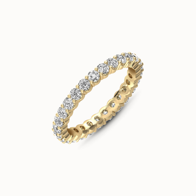 NERK27R150 - Classic Shared Prong (1 1/2K ct. tw)