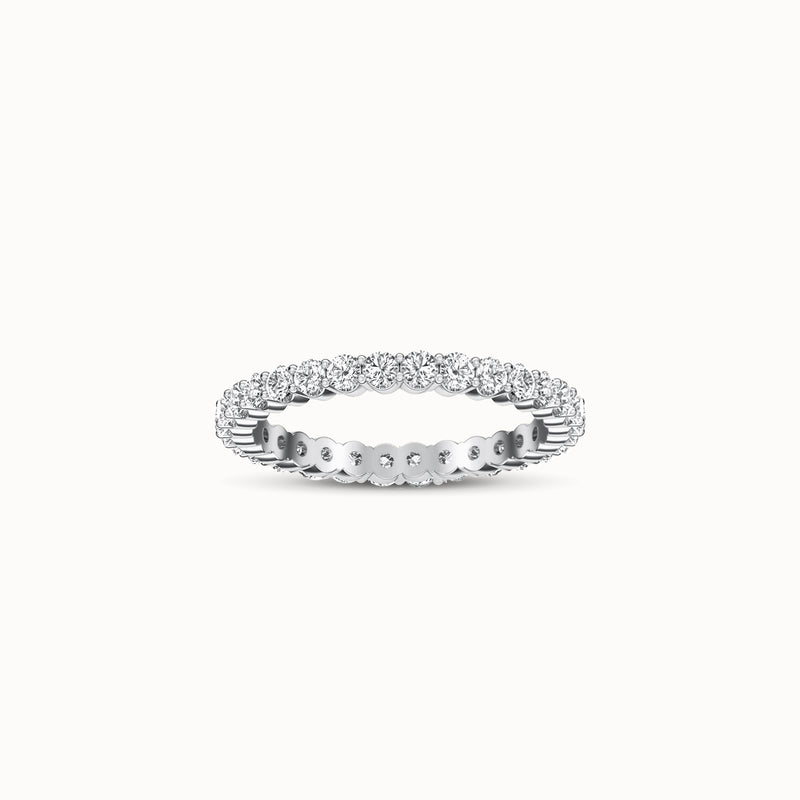 NERS32R75 - Contemporary Shared Prong (3/4 ct. tw)