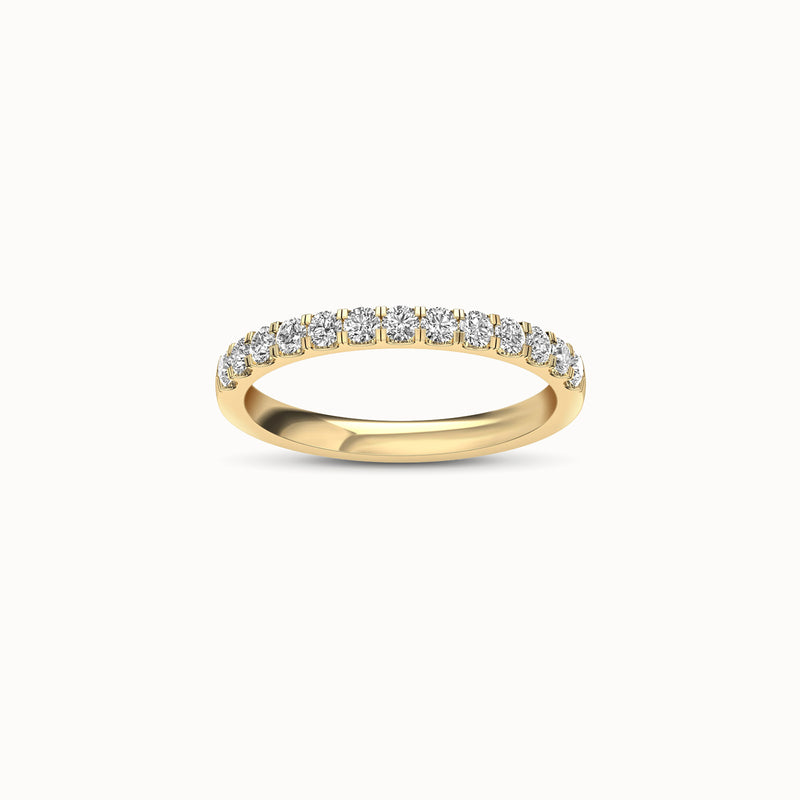 NWBF13R46 - Classic French Pave (1/2 ct. tw)
