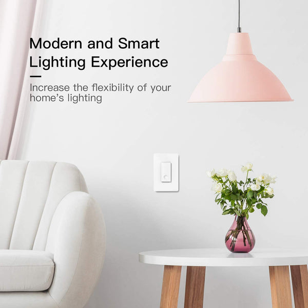 Treatlife's Smart Switches offer an easy way to implement smart home features