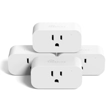 Load image into Gallery viewer, Smart Plug 4 Pack, Treatlife 1800W 15A Heavy Duty Programmable Timer, Wifi Smart Outlet Timer with Child Lock and Vacation Mode, Reliable WiFi Connection, Works with Alexa and Google Assistant
