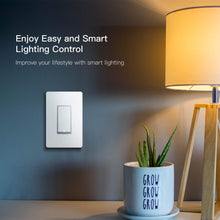 Load image into Gallery viewer, Treatlife 3 Way Wi-Fi Smart Light Switch,Works with Alexa,Google Assistant,Neutral Wire Needed