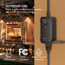 Load image into Gallery viewer, outdoor use smart plug Treatlife
