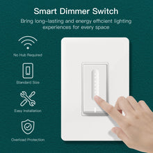 Load image into Gallery viewer, Treatlife Wi-Fi Smart Dimmer Switch,works with Alexa,Google Assistant,Neutral Wire Needed
