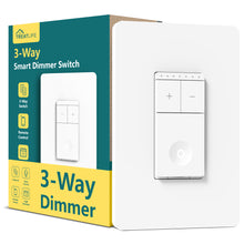 Load image into Gallery viewer, TreatLife 3-Way Smart Dimmer Switch