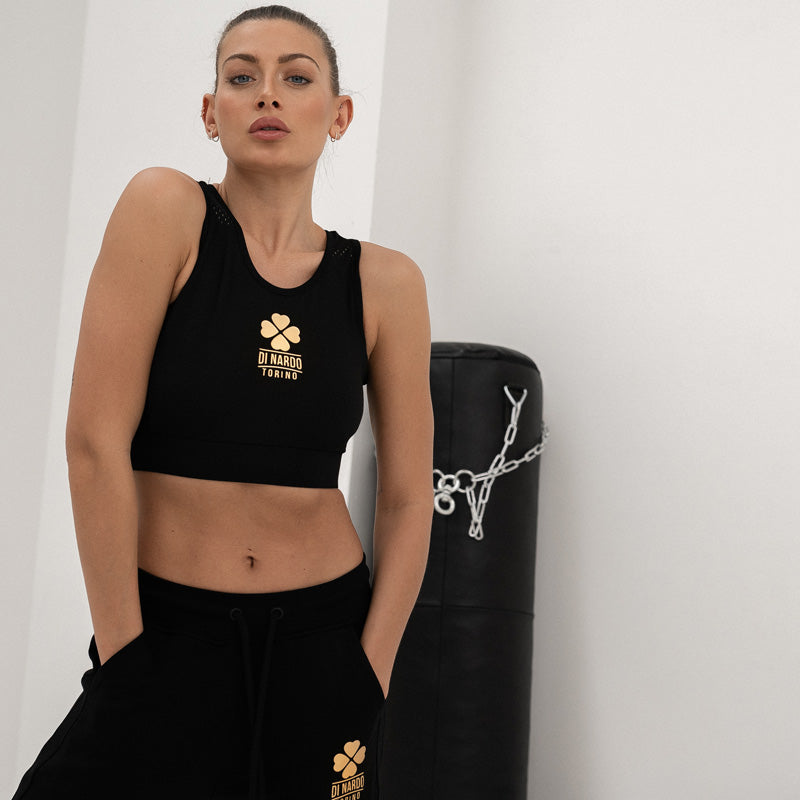 Di Nardo Gym Crop Top