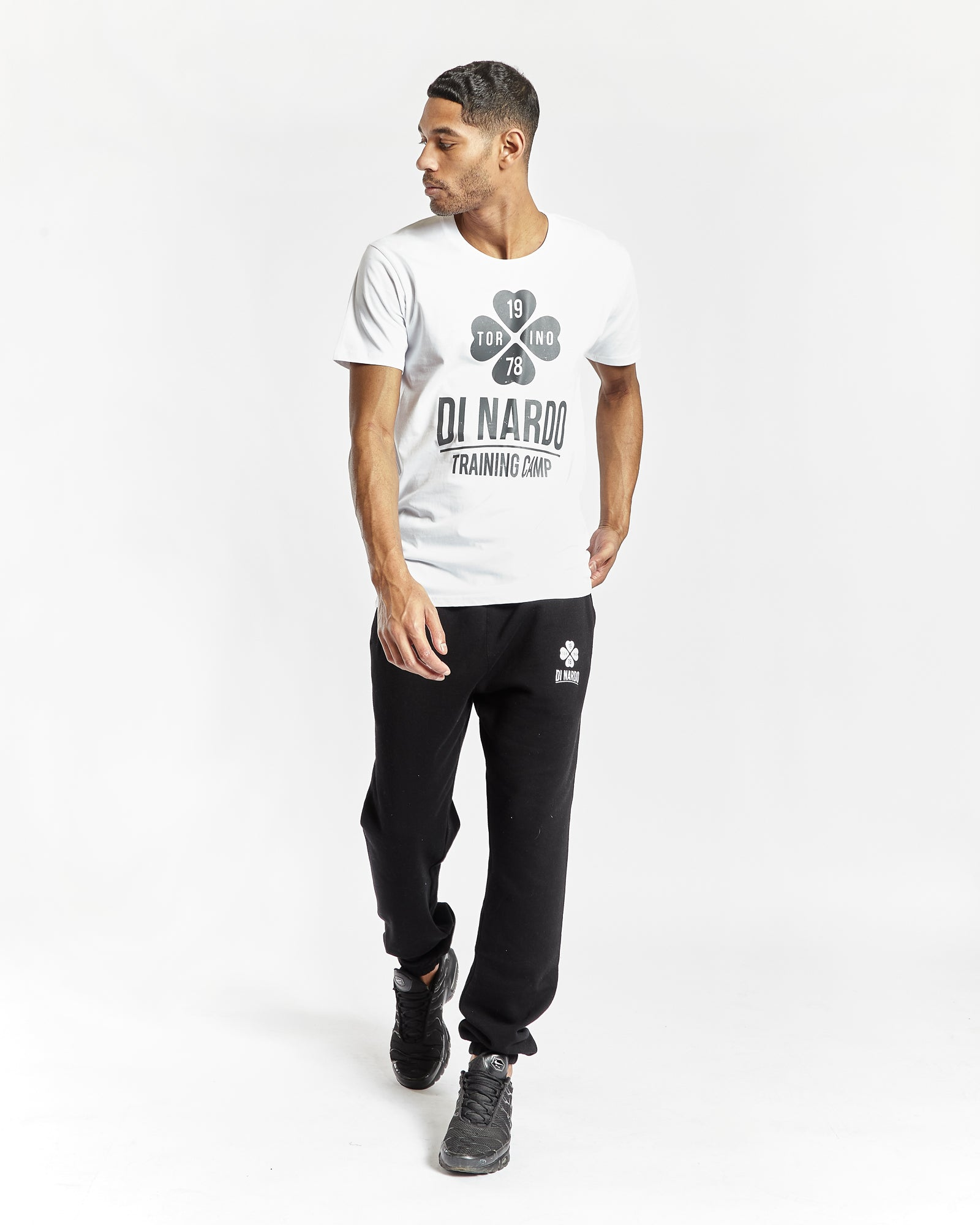 Di Nardo Training Camp White T-Shirt