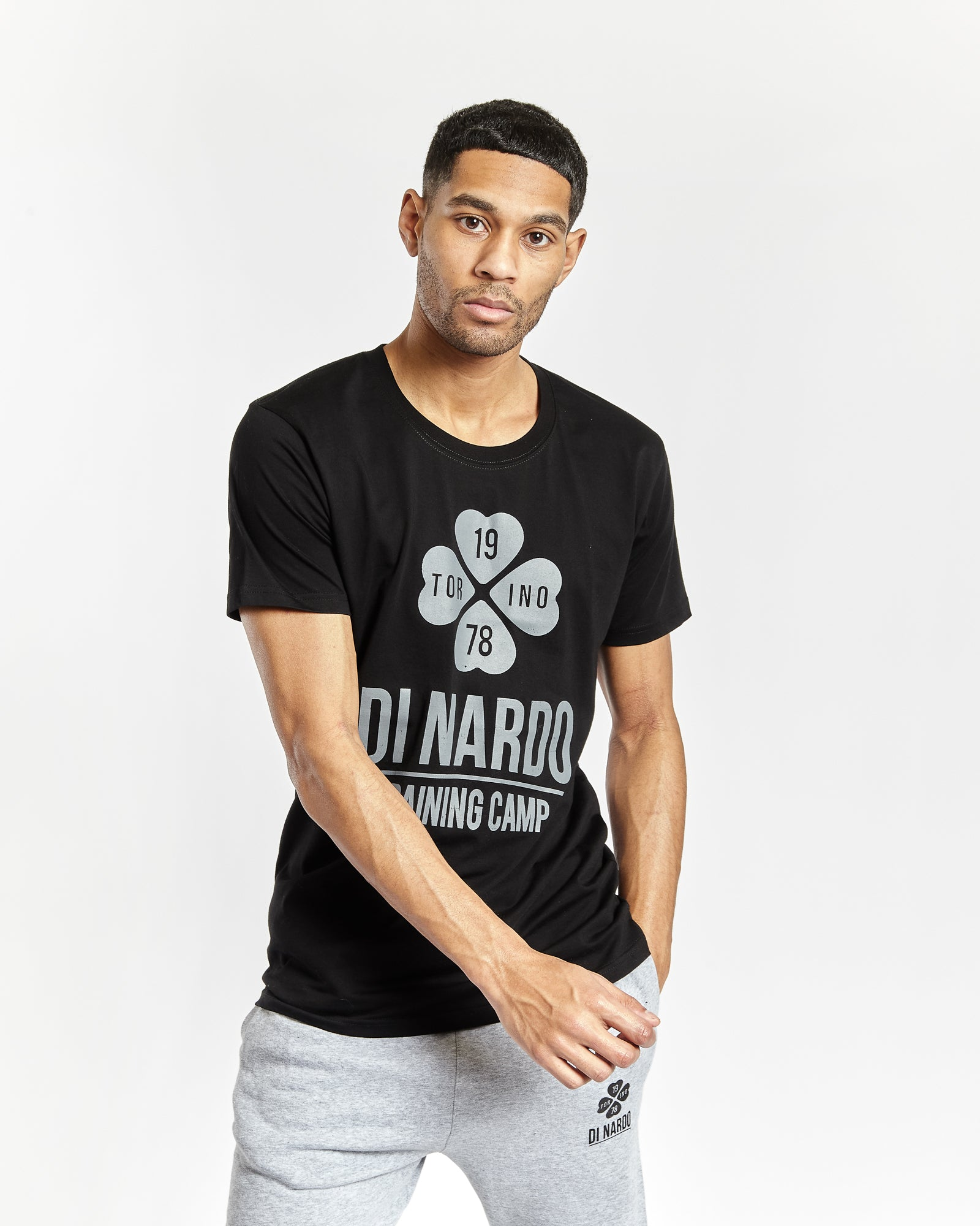 Di Nardo Training Camp Black T-Shirt