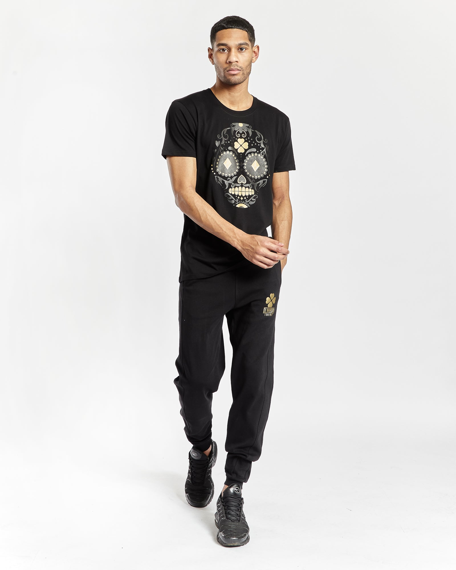 Di Nardo Day of the Dead T-Shirt (Black)