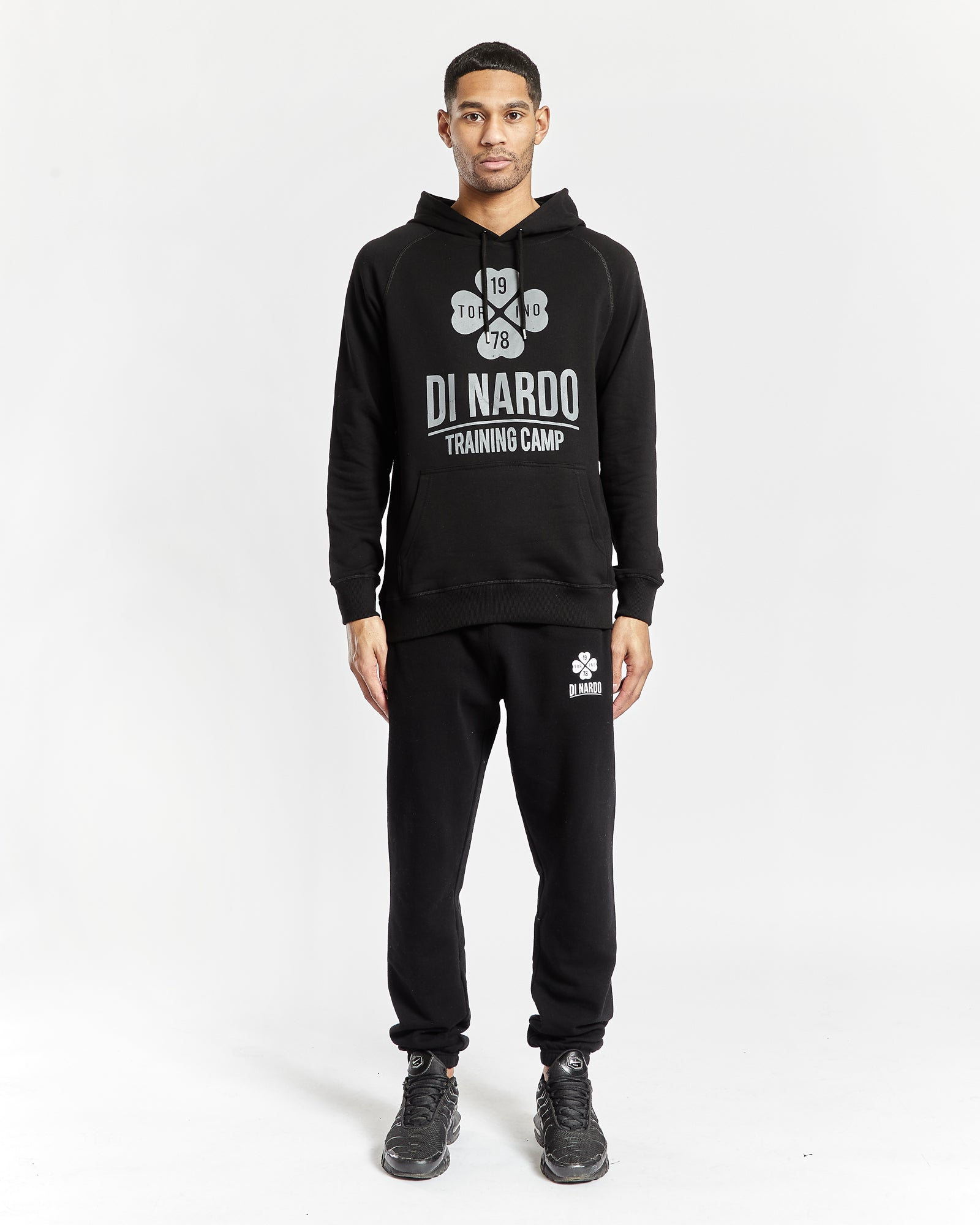 Di Nardo Men's Training Camp Hoodie (Black)